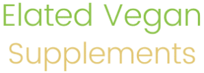 Elated Vegan Supplements Logo