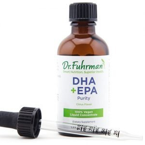 Dr. Fuhrman vegan DHA+EPA Purity