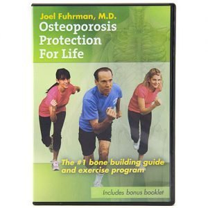 Dr. Fuhrman Osteoporosis Protection for Life-DVD