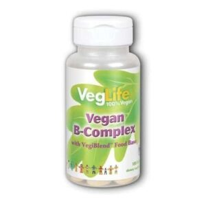 Vegan B-Complex 100 Tabs by VegLife