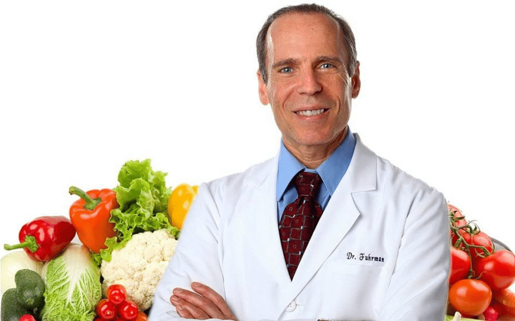 Dr. Fuhrman's guided weight loss program teaches you how to follow the Nutritarian diet.