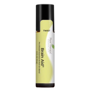 Brain Aid Synergy Pre-Diluted Essential Oil Roll-On 10 mL