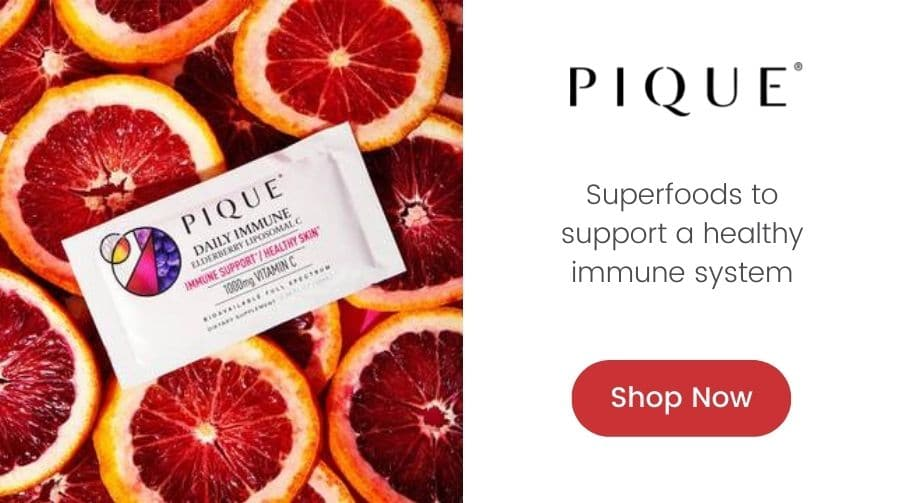 Pique powerful superfoods