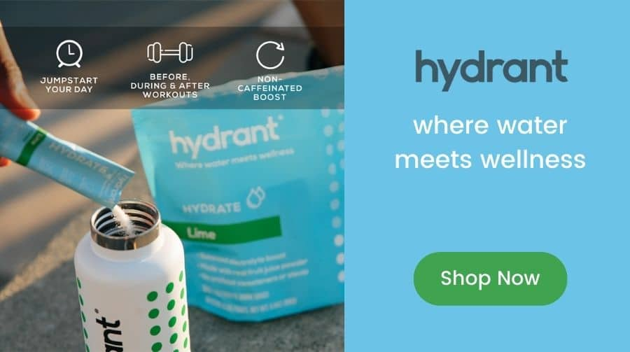 Hydrant - where water meets wellness
