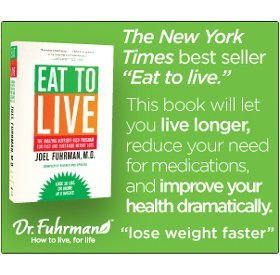 Eat to Live by Dr. Furhman