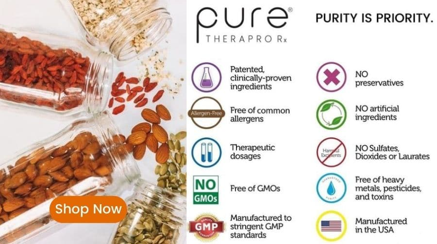 Pure Therapro Rx Supplements